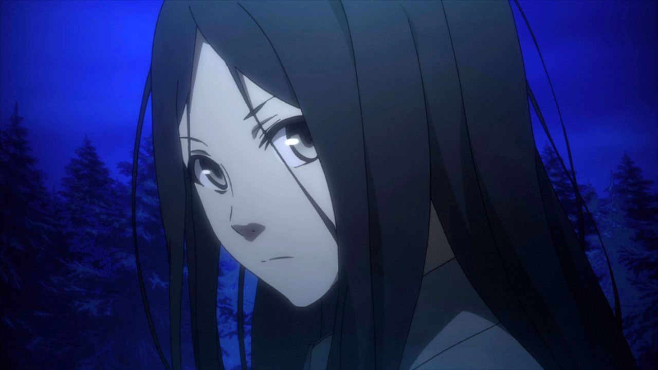 Hitori no Shita - The Outcast scr 01